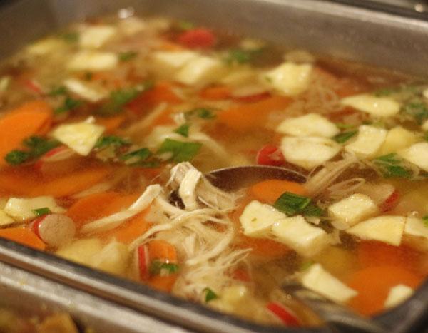 Izza Catering Sop Kimlo
