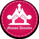 Maison Annalita Cake