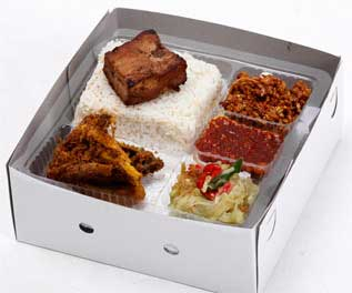 Mbah Jingkrak Nasi Gurih Ayam Serundeng (pj3)