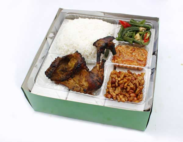 Mbah Jingkrak Paket Ayam Bakar (pbB)