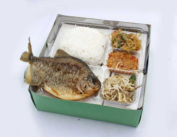 Mbah Jingkrak Paket Bawal/Nila Bakar (pbC)