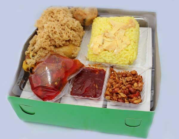Mbah Jingkrak Paket Gareng A