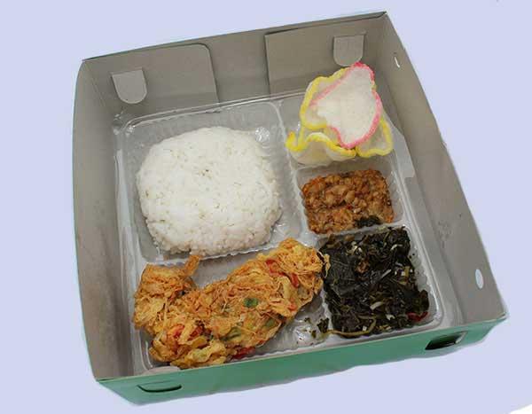 Mbah Jingkrak Nasi Telur Dadar (pb1)