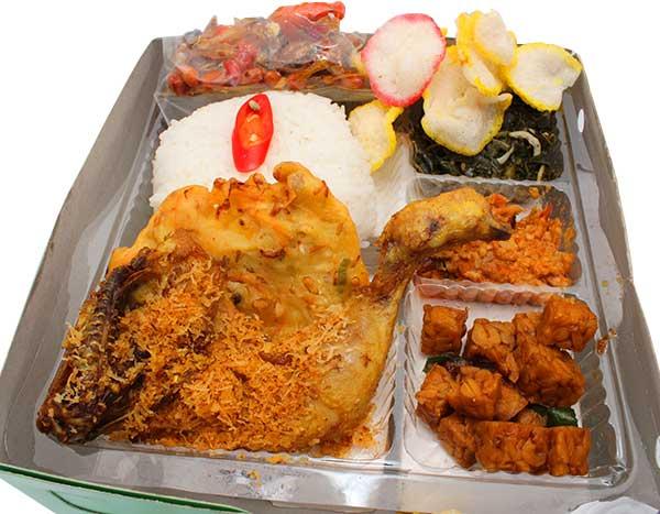 Mbah Jingkrak Nasi Uduk Ayam Kawul (pgD)