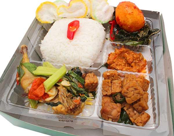 Mbah Jingkrak Paket Ayam Setan Telur Balado (ppA)