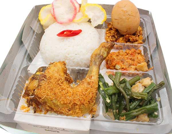 Mbah Jingkrak Paket Ayam Kawul (ppB)
