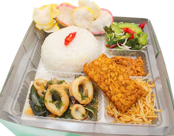 Mbah Jingkrak Paket Udang/Cumi Ijo (ppD)