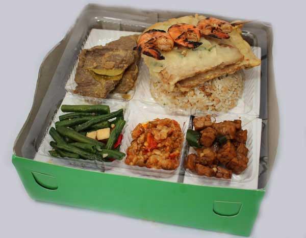 Mbah Jingkrak Paket Gareng C