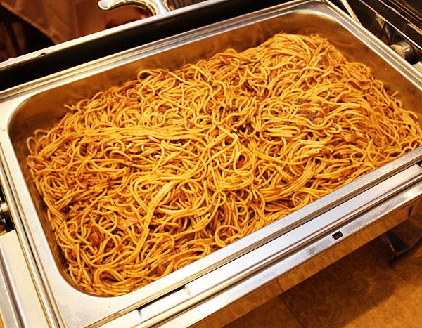 MCB Catering Spaghetti