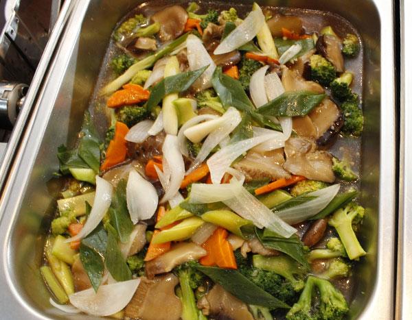 MCB Catering Brokoli Cah Jamur