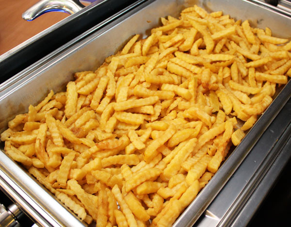 MCB Catering French Fries