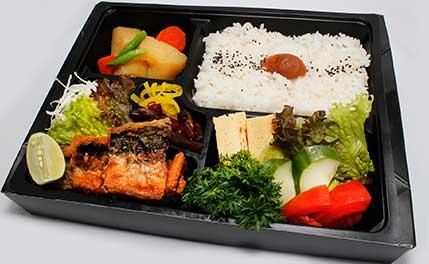 Nishiazabu Yukashi Saba Tatsuta Age (Fried Fish)