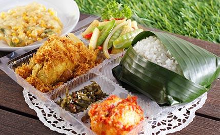Poetri Alim Nasi Ayam Goreng Telur Balado (nb 2a)