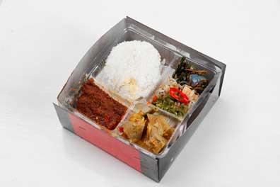 Sarimande Metropolitan Paket Rendang (pkt 1)