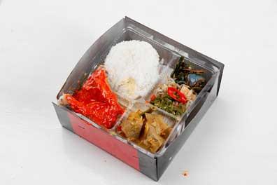 Sarimande Metropolitan Paket Ayam Pop (pkt 3)