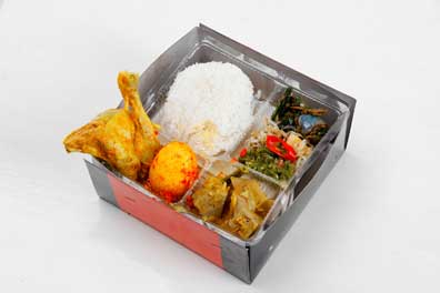 Sarimande Metropolitan Paket Ayam Gulai Telor (pkt 5)