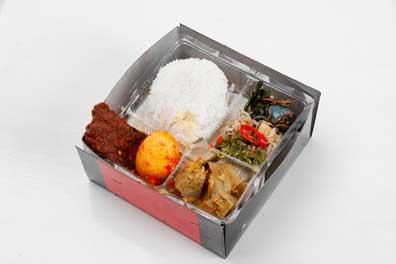Sarimande Metropolitan Paket Rendang Telor (pkt 6)