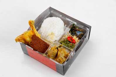 Sarimande Metropolitan Paket Ayam Rendang (pkt 7)