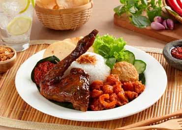 Sari Munik Nasi Ayam Bakar
