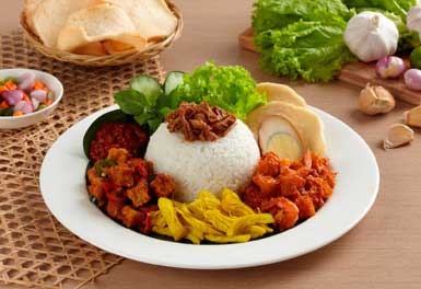 Sari Munik Nasi Begana