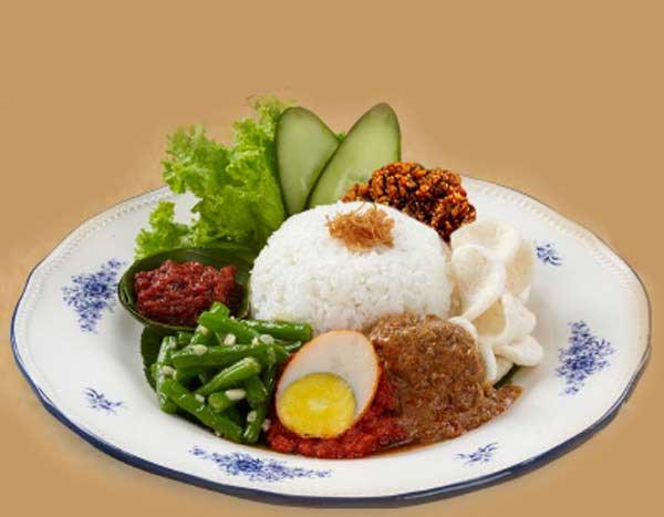 Sari Munik Nasi Surabaya