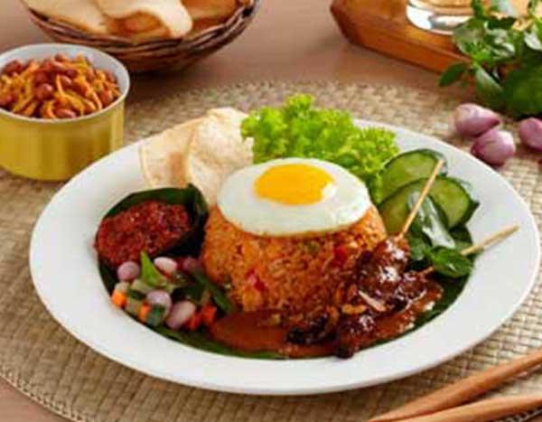 Sari Munik Nasi Goreng Sate Ayam
