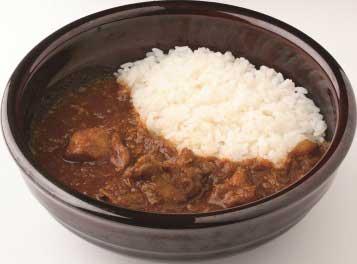 Sukiya Chicken Curry