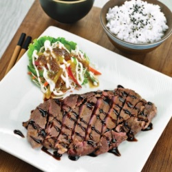 Teritorri Aust. Rib-Eye Teriyaki Package