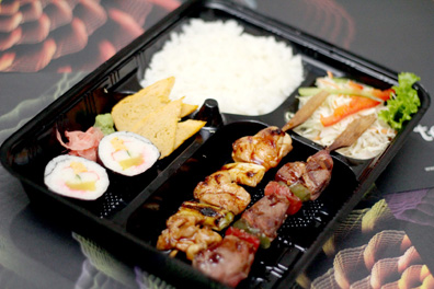 Mixed Beef & Chicken Yakitori - Promo