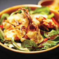 Teritorri Soft Shell Crab Salad Package