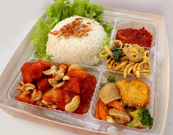 portal catering dgn menu terlengkap   foodspot