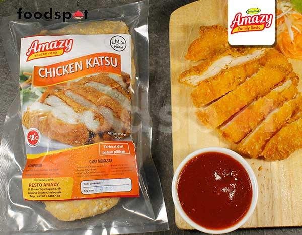 Amazy Chicken Katsu Frozen Food
