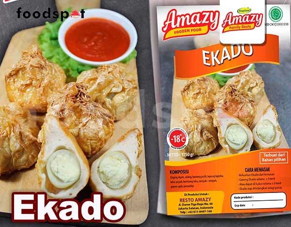 Amazy Ekado Frozen Food