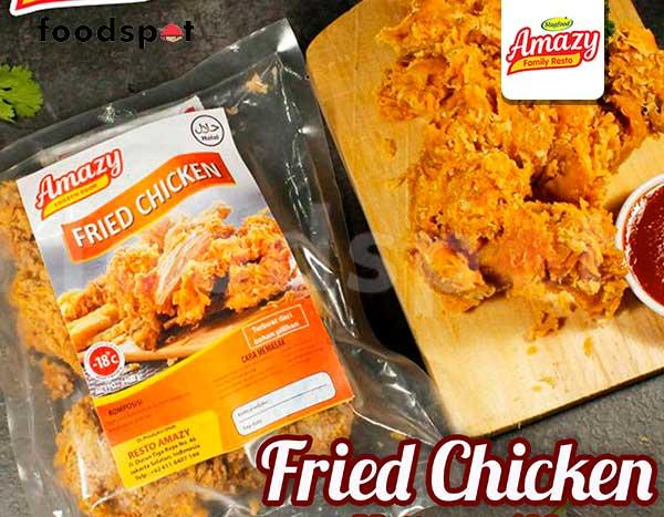 Amazy Fried Chicken Frozen Food