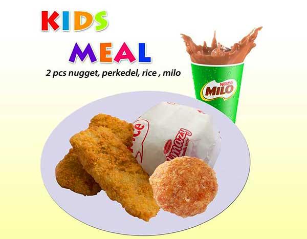 Amazy Paket Kids Meal