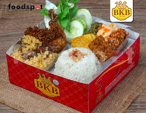 Paket Ayam Kampung Djakarta