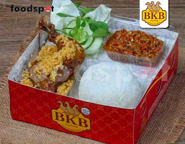 Paket Ayam Negeri Sambal MK