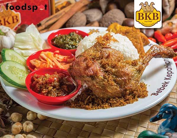 Paket Bebek Goreng Djakarta