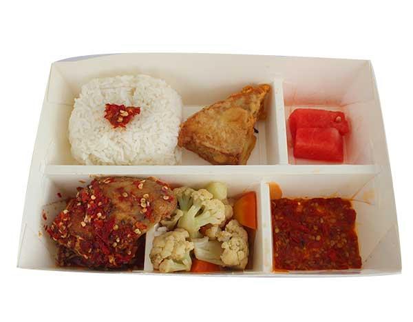 Paket Ayam Rujak Kecombrang