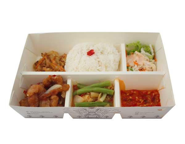 Paket Ayam Thailand