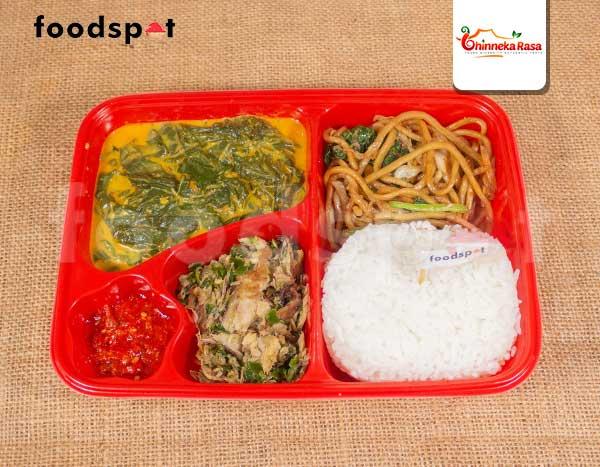 Nasi Bhinneka Jempolan 1
