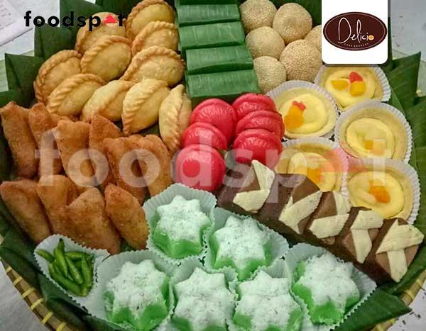 Paket Kue Tampah (60 pcs)