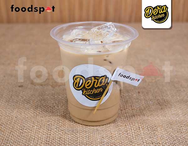 Es Tea Latte Dera
