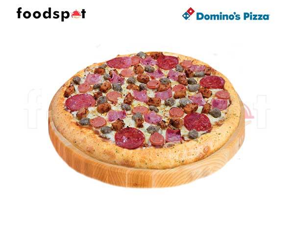 Personal Meatzza Hand-Tossed (Premium Pizza)