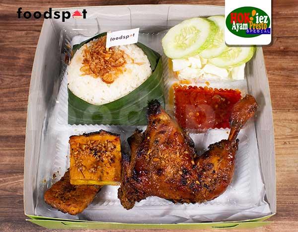 Paket Ayam Bakar