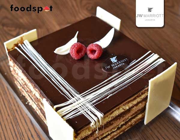 Opera Cake - Whole