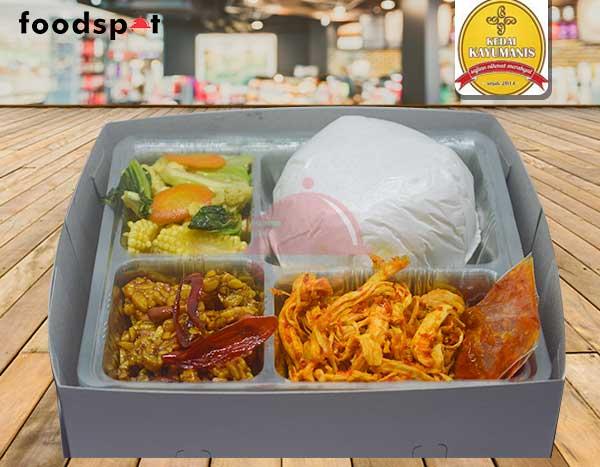 Nasi Ayam Suwir