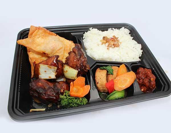 Paket Ayam Goreng Mentega (pkt a)