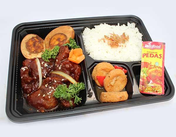 Paket Mongolian Beef (pkt b)
