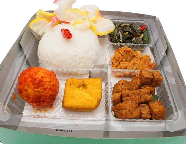 Paket Telur Balado (psA)